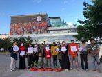 Peringati Hari Lingkungan, Phinisi Point Berbagi 1000 Bibit Tanaman dan Sedotan Bambu