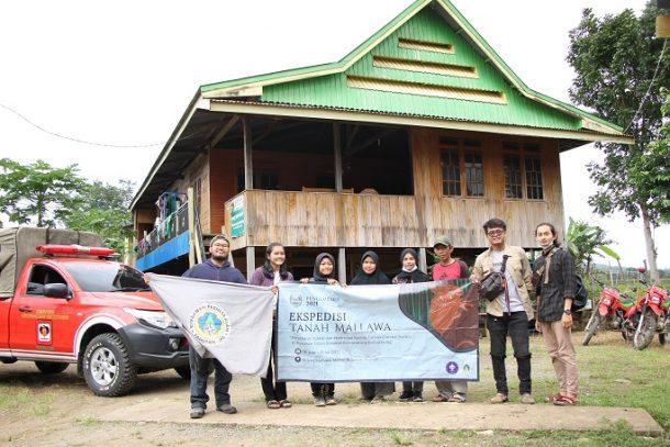 Ekspedisi Tanah Mallawa, Menyibak Relung Tarsius