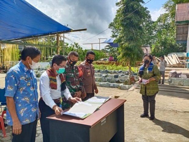 Staf Khusus Menteri LHK Menyapa Warga Mallawa