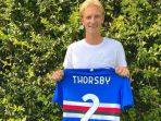 Dukung Perjanjian Paris tentang Perubahan Iklim, Pemain Sampdoria Ubah Nomor Jersey
