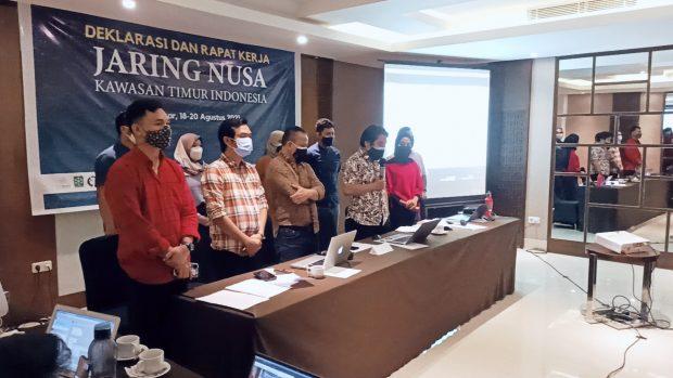 Jaring Nusa, Kolaborasi untuk Masyarakat Pesisir dan Pulau Kecildi KTI