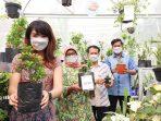 SGB Resmikan Fasilitas Greenhouse di Sekolah Binaan Mizuiki